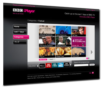 The BBC's iPlayer received 1.94 billion requests for TV programmes ...