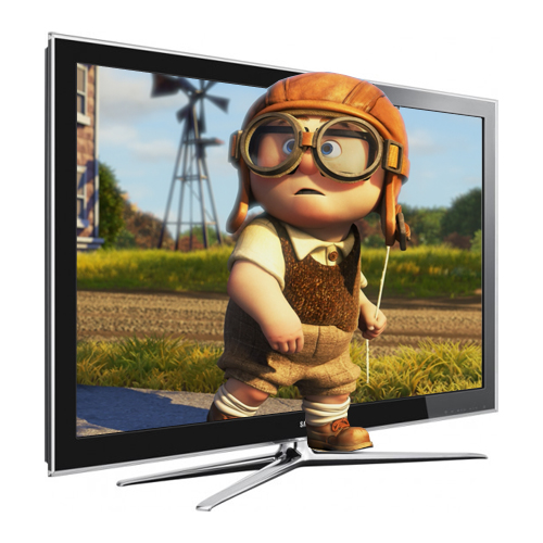Lcd Tv To Grow 7 In 2012 3d Shipments Strengthen
